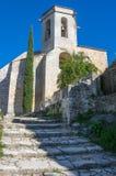 Kyrka av Notre-Damen-Dalidon Arkivbilder