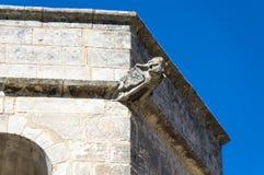 Kyrka av Notre-Damen-Dalidon Fotografering för Bildbyråer