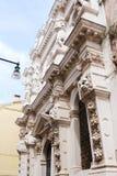Kyrka av Ospedalettoen, kyrka av den Santa Maria deien Derelitti, Venedig, Veneto, Italien Arkivfoton