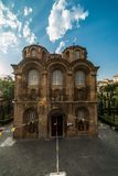 Kyrka av Panagia Chalkeon, 11th cectury, Royaltyfri Foto