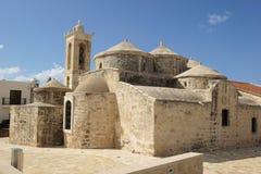 Kyrka av Paraskevi, Cypern, Europa arkivbilder