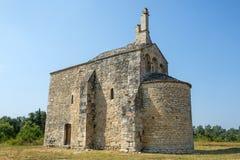 Kyrka av Saint Laurent Royaltyfri Foto