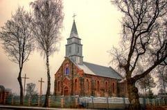 Kyrka av Saints Peter och Paul Royaltyfri Fotografi