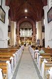 Kyrka av Saints Simon och Helena Royaltyfria Foton
