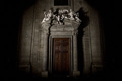 Kyrka av San Filippo Neri. Florence Royaltyfri Bild