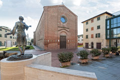 Kyrka av San Francesco Fotografering för Bildbyråer