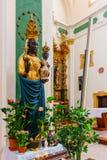 Kyrka av San Francesco di Sales Royaltyfria Foton