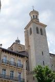 Kyrka av San Saturnino Royaltyfri Bild