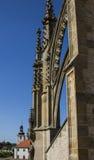 Kyrka av Sanktt Barbara royaltyfri foto