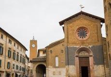 Kyrka av Sant ` Andrea Royaltyfri Bild
