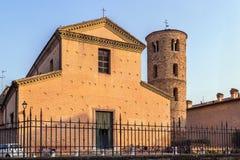 Kyrka av Santa Maria Maggiore, Ravenna, Italien Royaltyfri Foto