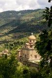 Kyrka av Santa Maria Nuova royaltyfri foto