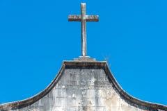 Kyrka av Sao Joao de Almedina, Coimbra (Portugal) arkivfoto