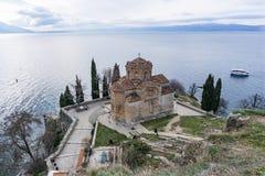 Kyrka av Sf john Royaltyfri Foto