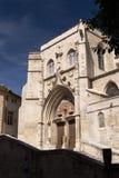 Kyrka av St Agricola, Avignon, Frankrike Royaltyfria Foton