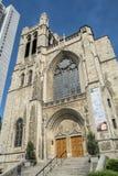 Kyrka av St Andrew och St Paul Arkivfoto