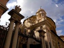 Kyrka av St Anne i Vaticanen Arkivfoto