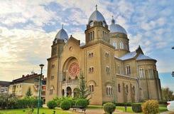Kyrka av St Anthony av Padua royaltyfria foton