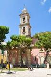 Kyrka av St Antonio Fasano Puglia italy Royaltyfria Bilder