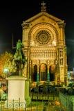 Kyrka av St Augustine - Paris, Frankrike Royaltyfri Foto
