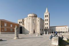Kyrka av st Donat Mardin Arkivbild