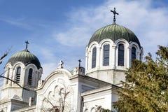 Kyrka av St George det segerrikt, Sofia fotografering för bildbyråer
