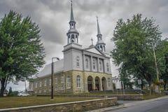 Kyrka av St Gregoire arkivfoton