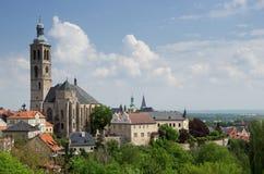 Kyrka av St Jacob Royaltyfri Fotografi