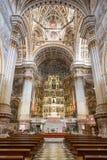 Kyrka av St Jerome arkivfoton