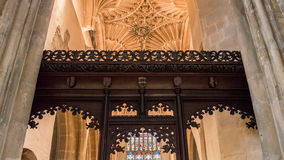Kyrka av St John Baptist St Catherine Chapel B Royaltyfri Fotografi