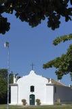 Kyrka av St John det baptistiskt, i Trancoso, Bahia Royaltyfria Foton