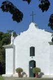 Kyrka av St John det baptistiskt, i Trancoso, Bahia Royaltyfri Bild