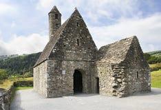 Kyrka av St Kevin Fotografering för Bildbyråer