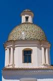 Kyrka av St Maria della Pieta San Severo Puglia italy Royaltyfri Foto