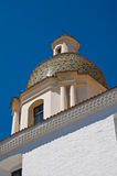Kyrka av St Maria della Pieta San Severo Puglia italy Arkivfoto