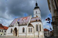 Kyrka av St Mark arkivfoto