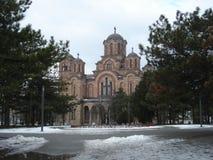 Kyrka av St Mark Royaltyfri Bild