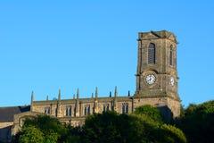 Kyrka av St Mary, Newcastle, England Fotografering för Bildbyråer