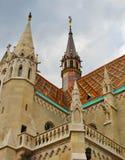 Kyrka av St. Matthias Royaltyfri Fotografi