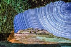 Kyrka av St Michael ärkeängeln Arkivfoto