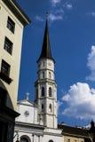 Kyrka av St Michael i Wien fotografering för bildbyråer
