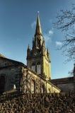 Kyrka av St Nicholas, Aberdeen Skottland Royaltyfria Bilder