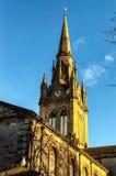 Kyrka av St Nicholas, Aberdeen Skottland Arkivbilder