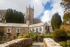 Kyrka av St Nonna Royaltyfria Foton