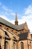 Kyrka av St Peter i Malmo, Sverige Arkivbild
