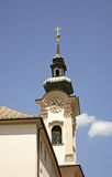 Kyrka av St Sebastian i Salzburg _ Royaltyfria Bilder