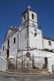 Kyrka av St. Sebastian (Igreja de Sao Sebastiao)  Fotografering för Bildbyråer