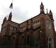 Kyrka av St Secondo martyren, Turin, Italien Royaltyfria Bilder