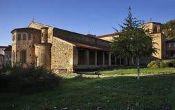 Kyrka av St Sophia i Ohrid macedonia arkivfoton