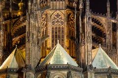 Kyrka av St Vitus Arkivfoton